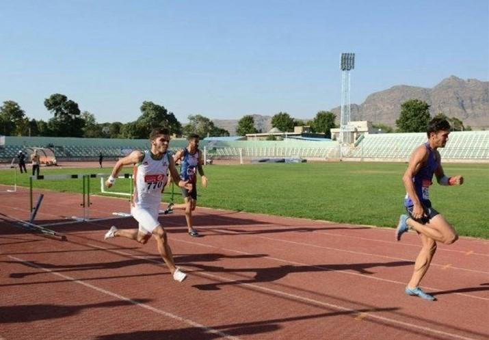 کسب دو مدال طلا و نقره توسط قهرمانان دو میدانی استان ایلام