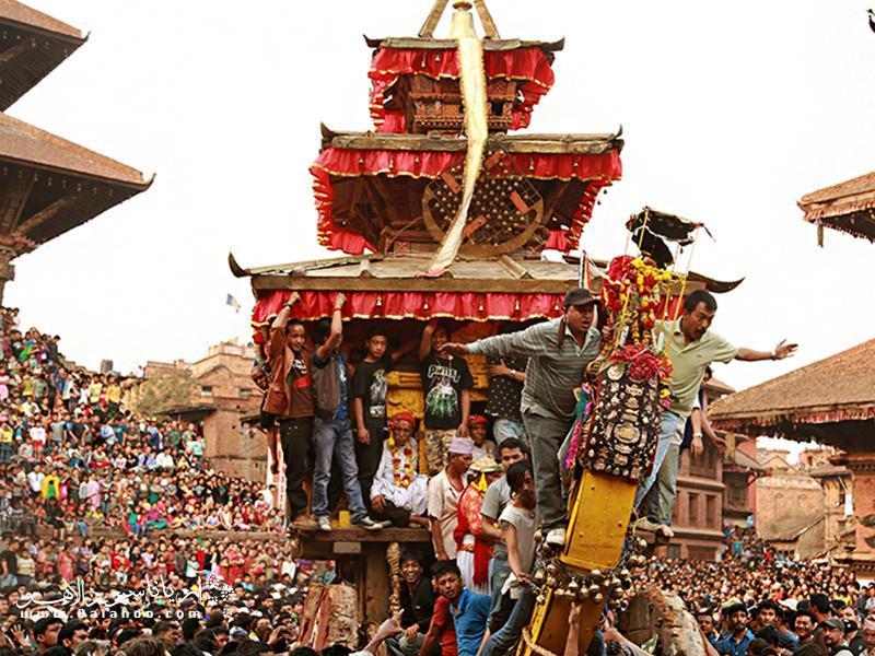 فستیوال ها و رویدادهای مهم نپال کدامند؟