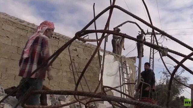 کشته شدن بیش از 3000 غیرنظامی در حملات ائتلاف بین المللی در سوریه