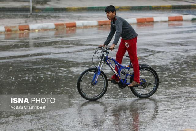 اخطاریه سازمان هواشناسی درباره بارش شدید باران در استان های شمالی