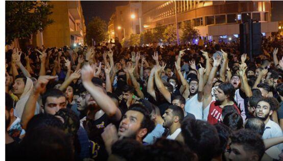 اعتراضات لبنان: تغییر دولت راه چاره نیست