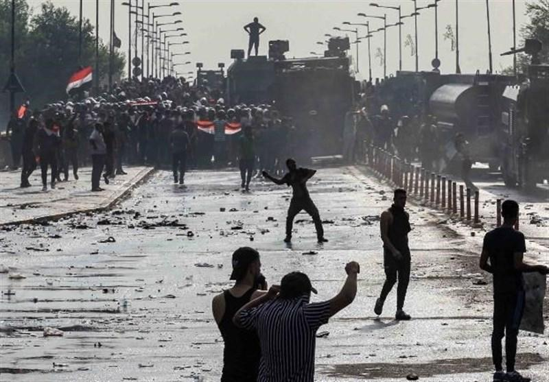 عراق، هشدار درباره طرح آمریکا برای برهم زدن امنیت بغداد، تکذیب واردات گاز اشک آور از ترکیه