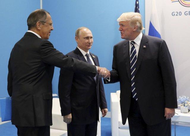 برنامه ریزی کاخ سفید برای برگزاری نشستی میان پوتین و ترامپ