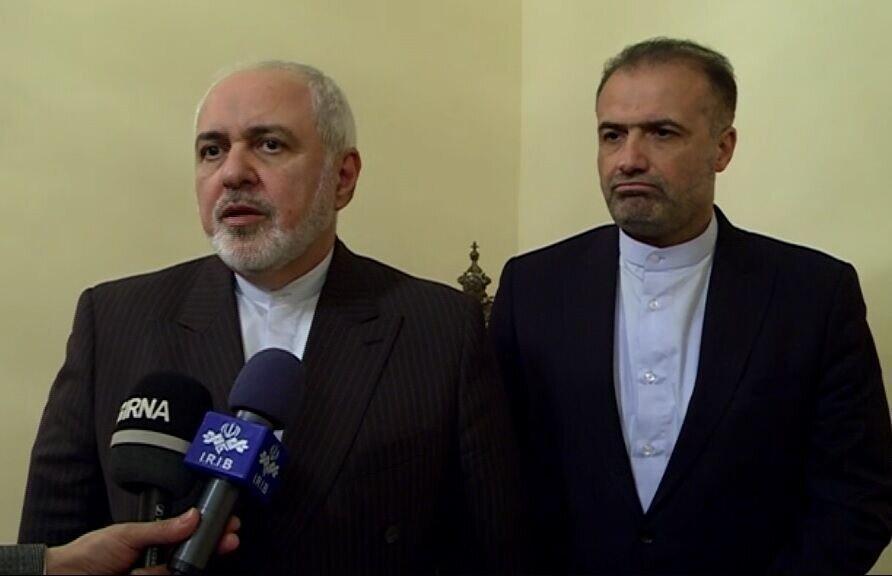ظریف، روسیه و چین را همکاران راهبردی خواند، طرح مسکو برای خلیج فارس مورد قبول ایران است