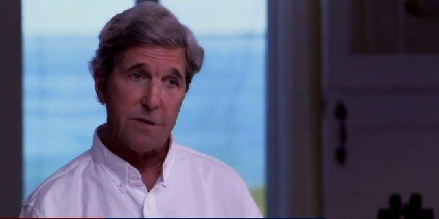 کری: ترامپ داستان سرایی می نماید، آمریکا بهای انفعال اوباما را داد