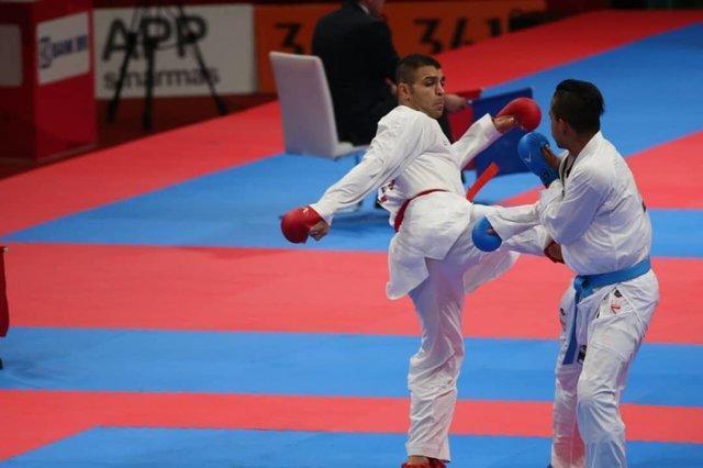 قهرمانی خاکسار، عباسعلی و پورشیب در کاراته آسیا، علیپور و کاتای تیمی بانوان به نقره رسیدند