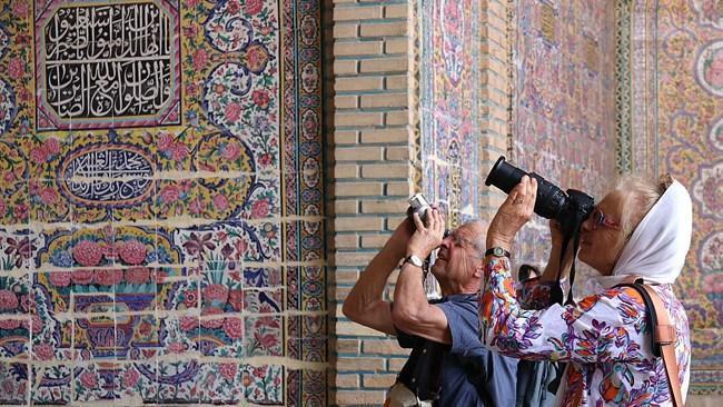 درجه امنیت ایران برای توریست ها