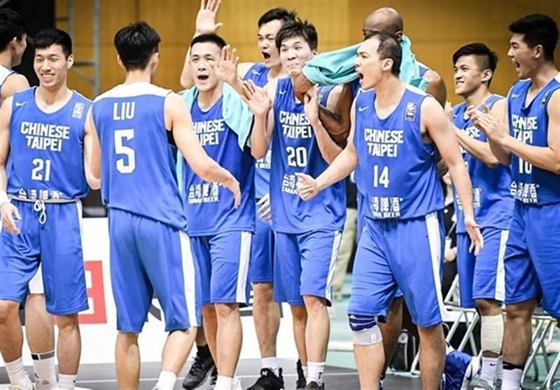 چین تایپه قهرمان بسکتبال شرق آسیا شد