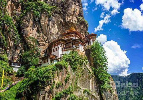 کشور بوتان ؛ کشور شاد و شنگول ها (