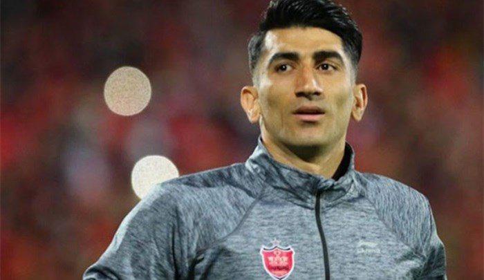 گران ترین فوتبالیست ایران،پرسپولیسی است!، عکس