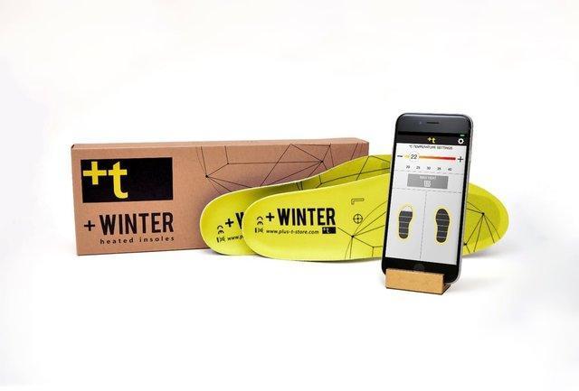 تولید کفی کفش گرمازا برای سرمای زمستان