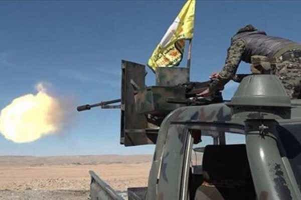 درگیری شدید کردها با شبه نظامیان وابسته به ترکیه در شمال سوریه