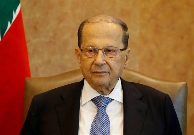میشل عون: لبنان رسما وارد باشگاه کشورهای فراوری کننده نفت می گردد