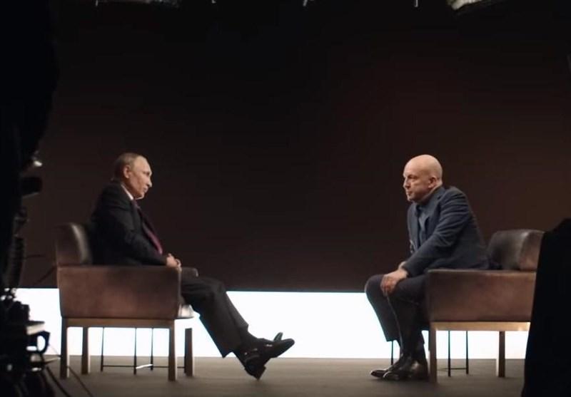 پوتین: روسیه درصدد کاهش وابستگی به نفت و گاز است