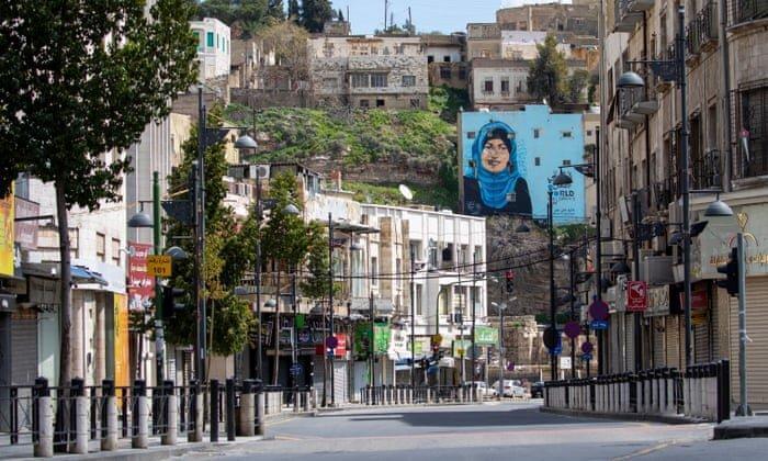 شروع حکومت نظامی کرونایی در اردن ، یکسال زندان برای خاطیان