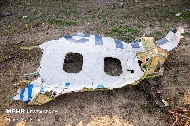 شروع آنالیز علت سقوط بویینگ 737 با حضور هیئت اوکراینی در تهران