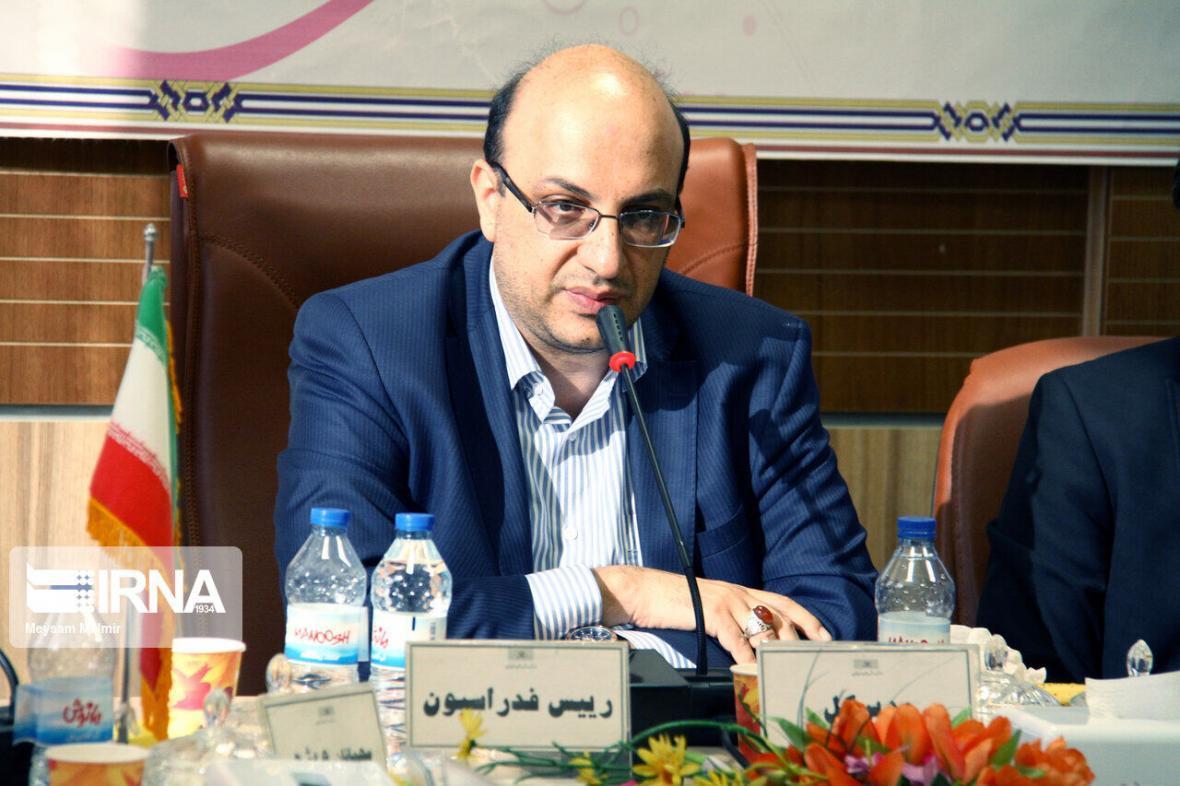 خبرنگاران علی نژاد: کوشش وزارت ورزش، نهایی شدن واگذاری سرخابی ها است