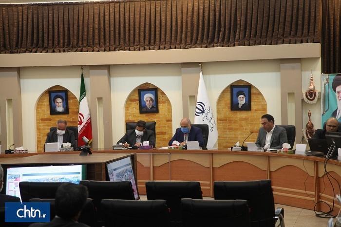 مجموعه تاریخی قلعه محمود کرمان بازسازی و سامان دهی می گردد