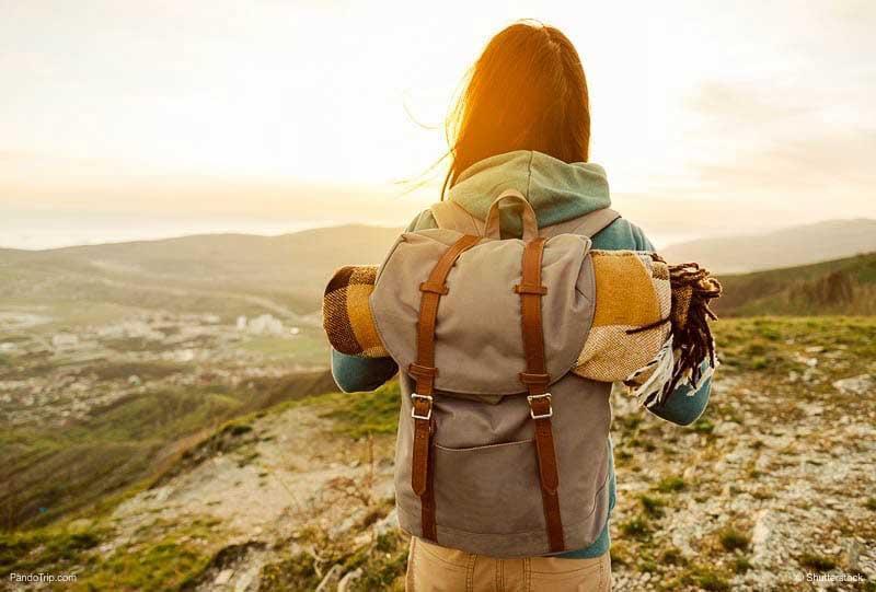 راهنمای خرید کوله پشتی برای مسافرت زنان
