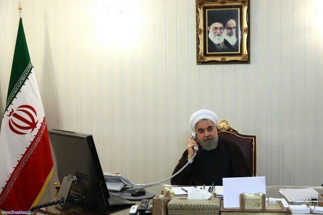 رئیس جمهور کرواسی در گفت وگو با روحانی: افزایش تحریم ها علیه ایران غیرانسانی است