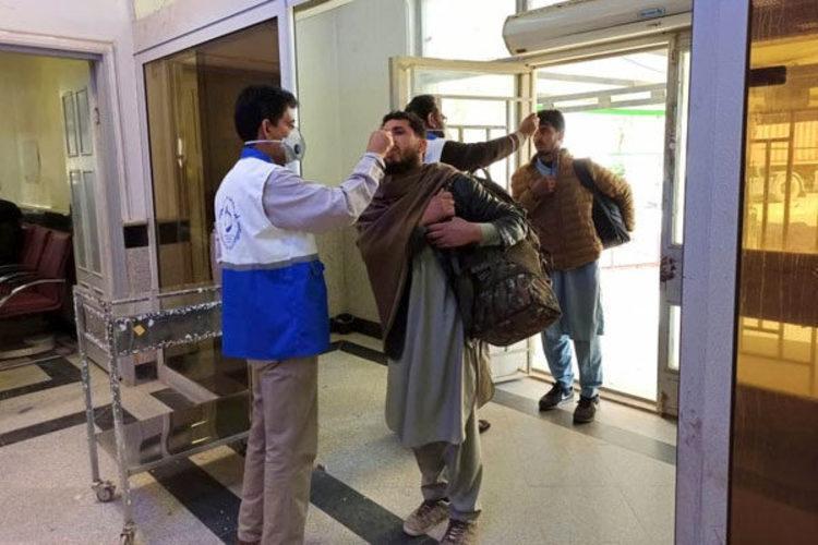 5 شهر سیستان و بلوچستان در شرایط قرمز