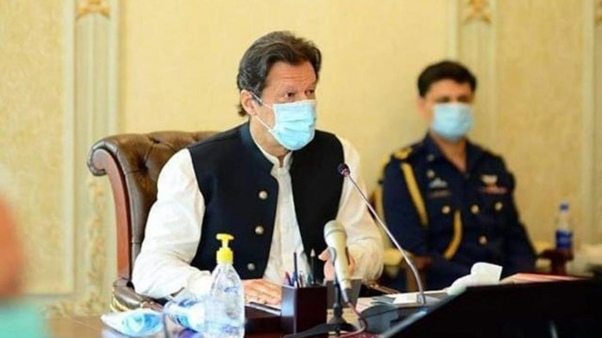 خبرنگاران عمران خان از کنترل کرونا در پاکستان و خطرات بازگشت این ویروس اطلاع داد