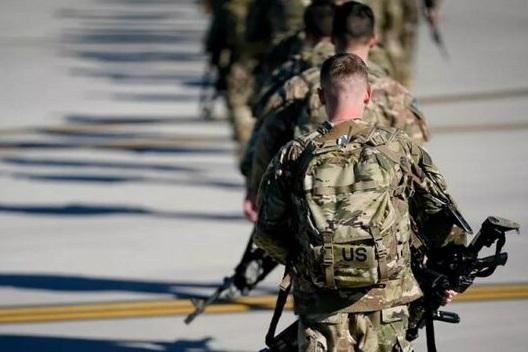 ائتلاف آمریکایی 1200 نیروی خود را از عراق خارج کرده است