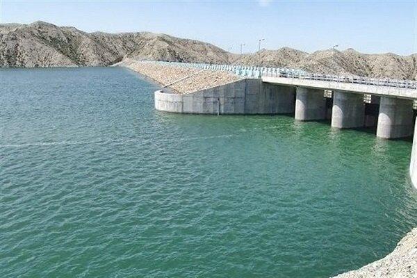 آبگیری 90 درصد حجم مخازن سدهای سیستان و بلوچستان