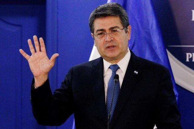 درمان کووید 19 رئیس جمهوری هندوراس رضایت بخش است