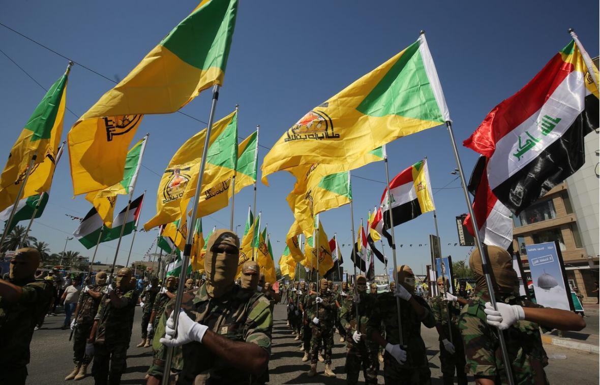 نیروهای کتائب حزب الله عراق صبح امروز آزاد شدند