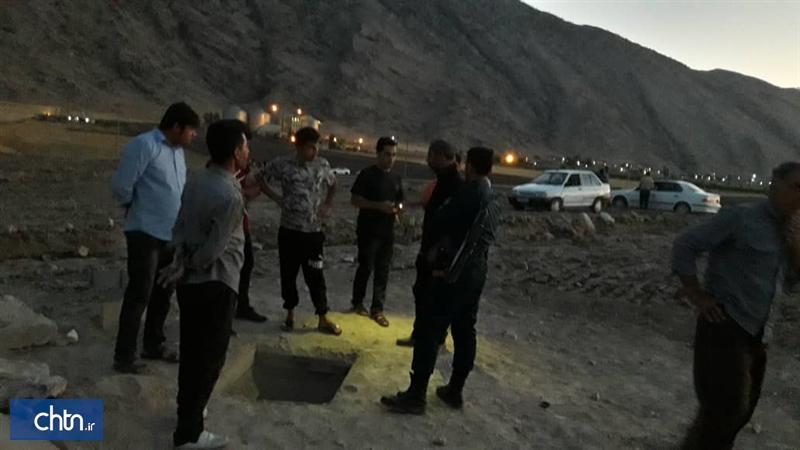 دستگیری سوداگران آثار فرهنگی در ایذه