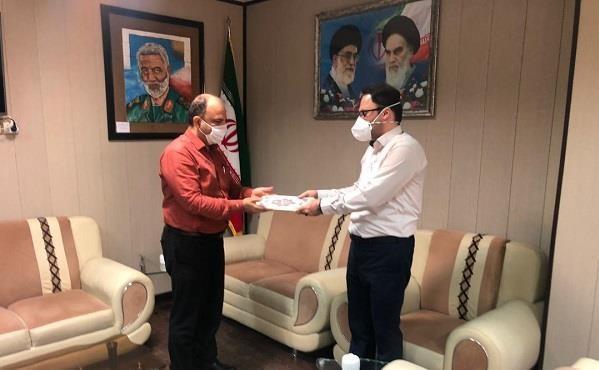 انتصاب رئیس دانشکده مهندسی شیمی دانشگاه آزاد اسلامی ماهشهر