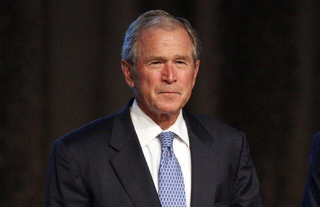 کتاب جدید جورج بوش برای مهاجران