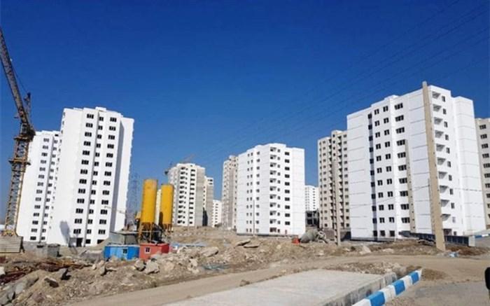 استفاده از تسهیلات طرح اقدام ملی برای تکمیل پروژه های مسکن مهر