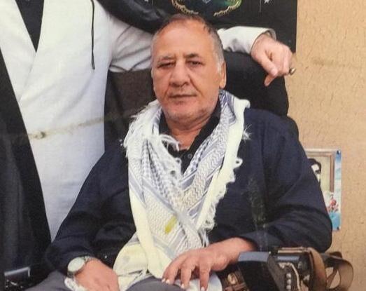 خبرنگاران عباس چراغعلی جانباز 70 درصد به شهدا پیوست