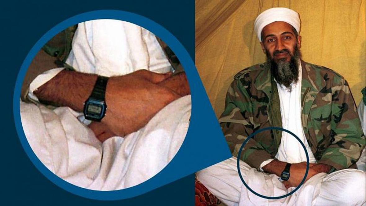 ساعت مچی محبوب تروریست ها کدام است؟