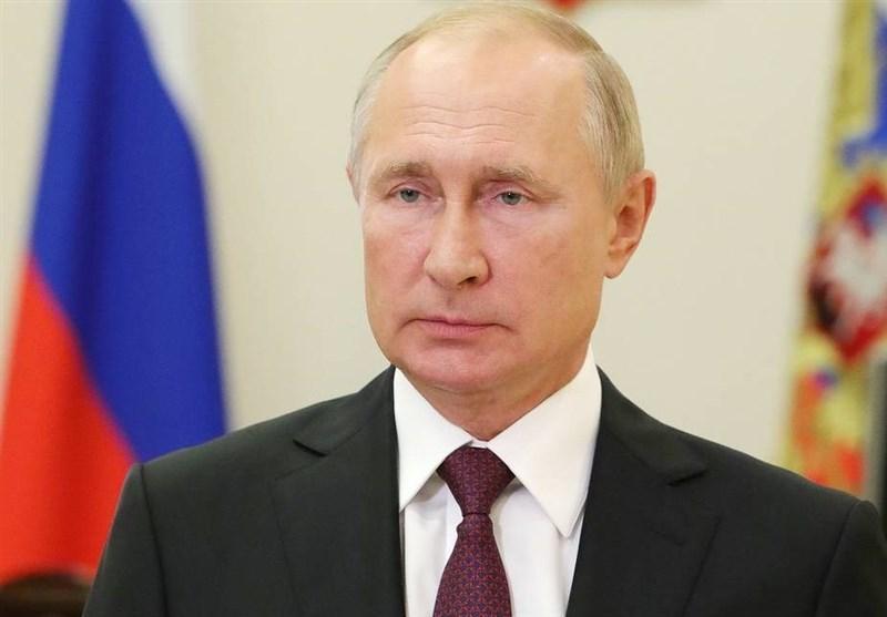 پوتین: همکاری روسیه و کویت در جهت تقویت صلح در خاورمیانه است