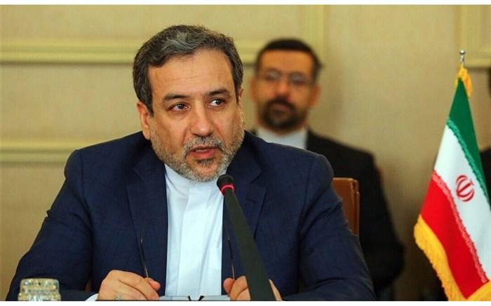 عراقچی: آتش بس در مرحله دوم طرح ایران برای حل مناقشه قره باغ واقع شده است