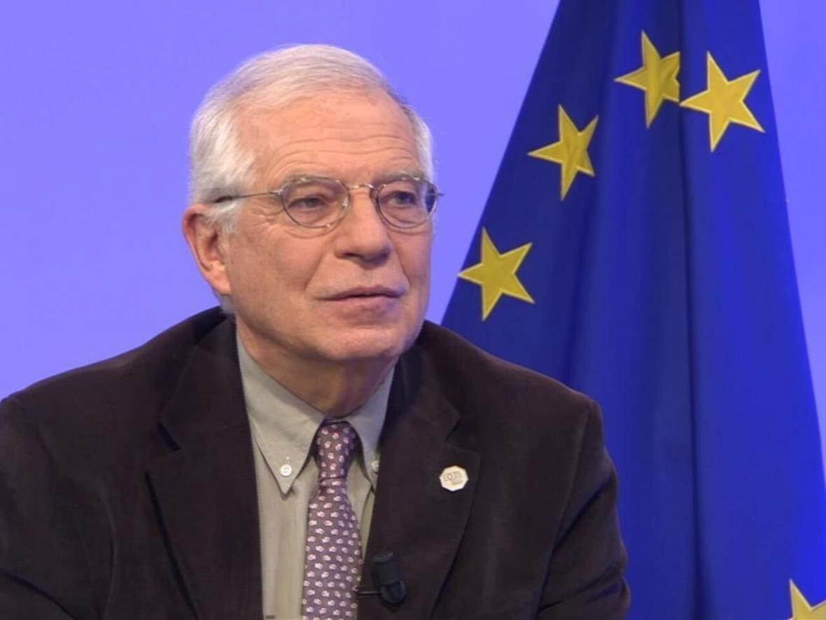 مسوول سیاست خارجی اتحادیه اروپا به قرنطینه رفت