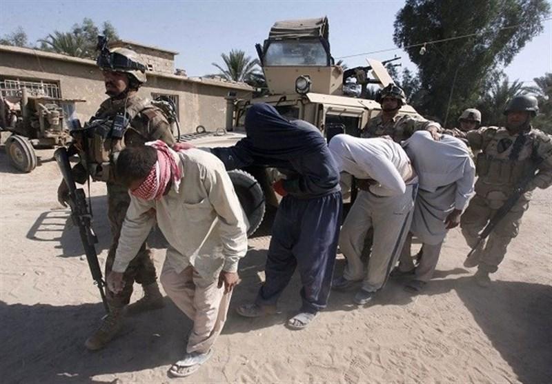 دستگیری دو تروریست در بغداد