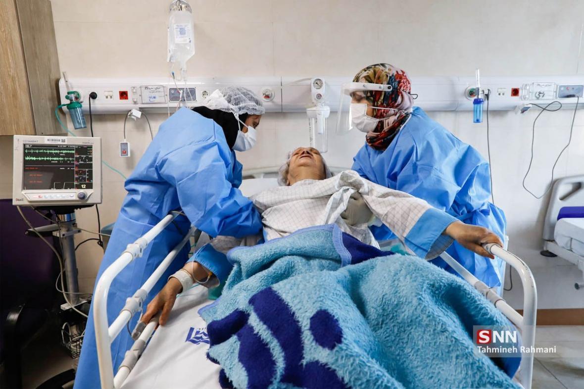 شناسایی 6968 بیمار مبتلا به کرونا، 346 هموطن دیگر جان باختند