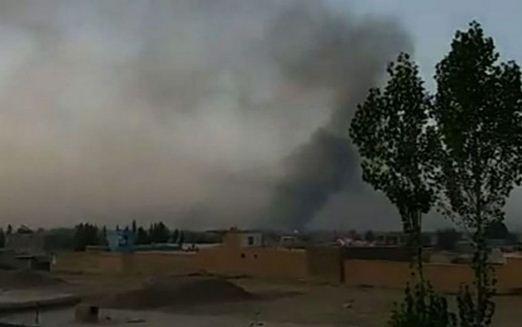انفجار در غزنی افغانستان 9 کشته بر جا گذاشت