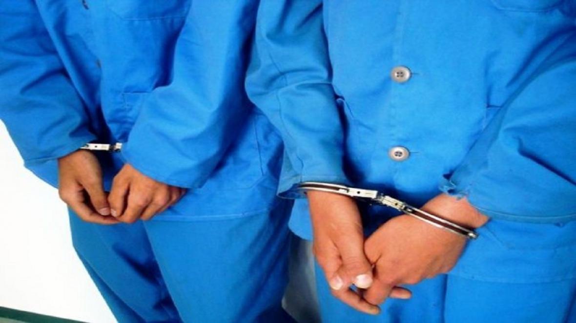 دستگیری اعضای باند سرقت از خانه&zwnjباغ&zwnjها در سنندج