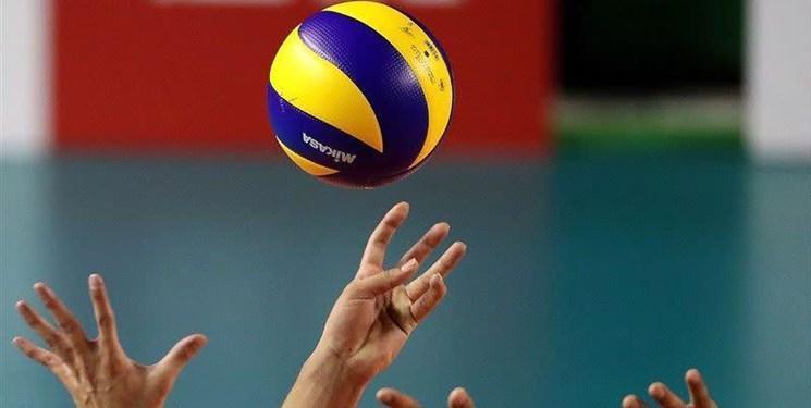 لیگ والیبال زنان و مردان به تعویق افتاد