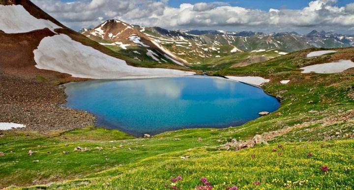 روستای علم کندی و منطقه قارقالان زنجان
