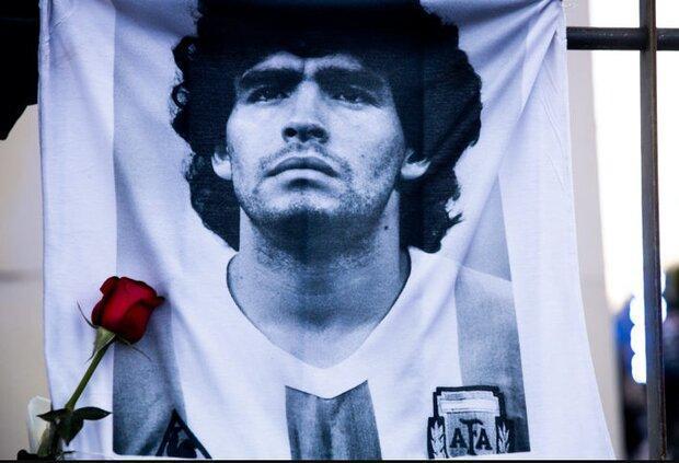 قصور پزشکی در مرگ مارادونا رد شد