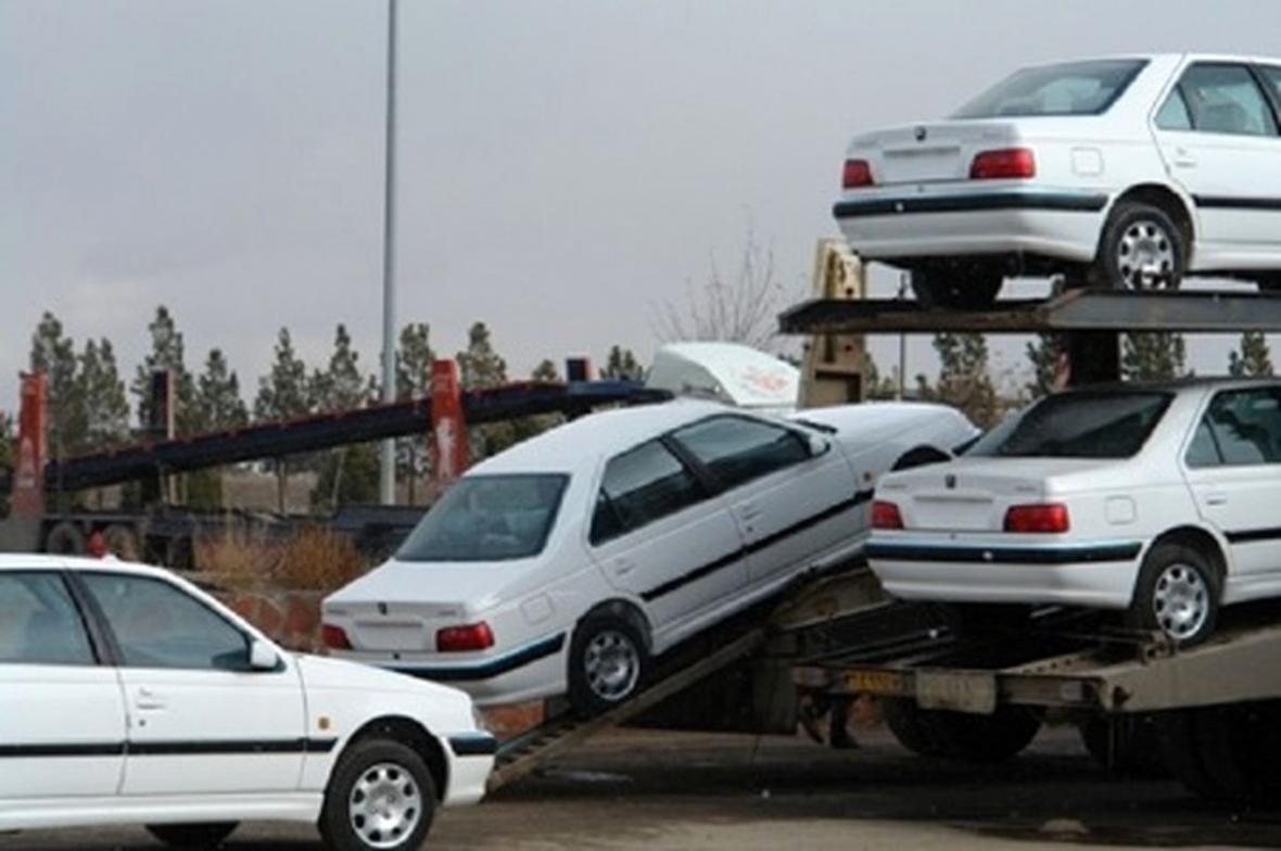 افزایش 35 درصدی ظرفیت حمل محصولات ایران خودرو