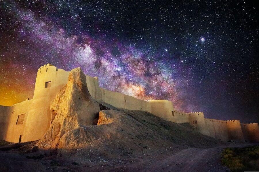 خبرنگاران آثار تاریخی اسفراین نشان از پویایی فرهنگ این خطه در تاریخ ایران دارد