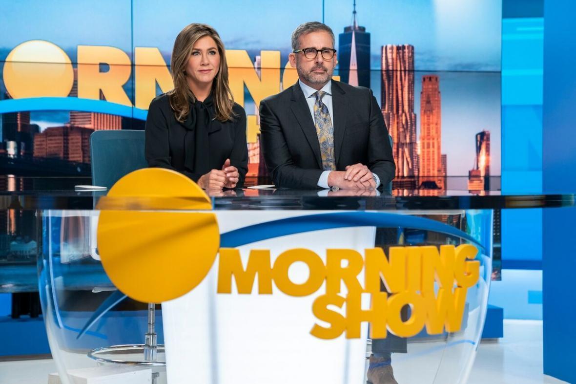 The Morning Show؛ روایتی زنانه از پشت پرده سیاست رسانه ها