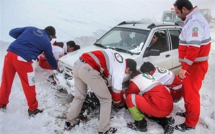 امدادرسانی به بیش از 30 هزار نفر آسیب&zwnjدیده حوادث جوی
